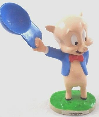 Porky Pig Looney Tunes ITALIAN DE AGOSTINI Warner Brothers PVC wb That's All