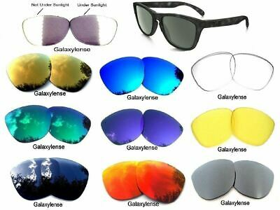 Galaxy Replacement Lenses For Oakley Frogskins Multi-Color Polarized