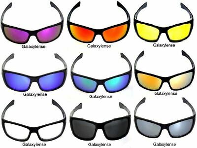 Replacement Lenses For Oakley Frogskins Multi-Color Polarized By Galaxylense