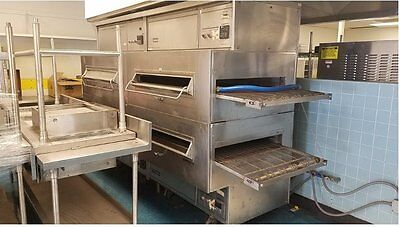Middelby Marshall Tandem  Ps 360S,conveyor Ovens,   !!sold With Warranty!!
