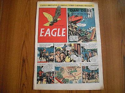 EAGLE COMIC - SEPTEMBER 14th 1951 - VOLUME 2 No. 23