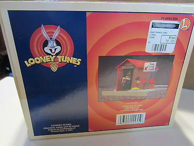 Lionel 12955 Wile E. Coyote & Road Runner Ambush Shack New Never Out Of Box