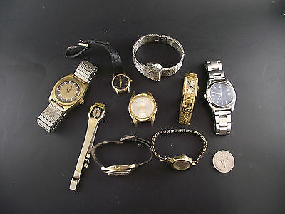 Watch Collection  Fossil Steel Cardinal Cariole , Tissot , Swiss  Timex Etc