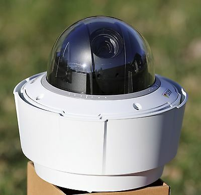 AXIS Q6045-E Mk II PTZ Dome Network Camera