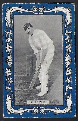 Wills-Australian/english Cricket-Blue Border Vice Regal-#14- Laver