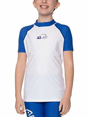 IQ Products iQ UV 300 Shirt Youngster, protezione da raggi UV (W8s)