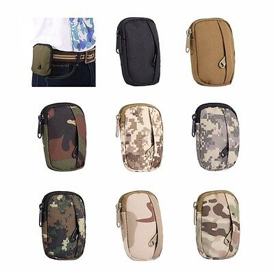 Molle Tactical Military Hunting EDC Utility Bag Pouch Small Practical Coin Purse
