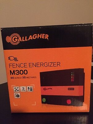 Gallagher 85 Acre Electric Fence Charger