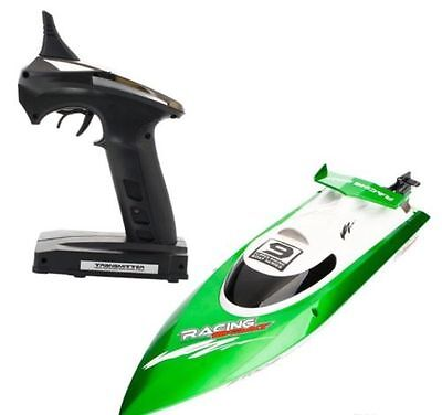 FT009 2.4G 4CH Water Cooling High Speed Remote Control RC Racing Boat 30km/h AU!