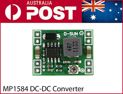 DC Converter Step Down Module 3A FPV Adjustable BEC 5v 6v 12v