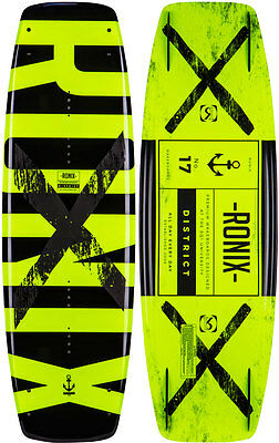 RONIX DISTRICT Wakeboard 2017