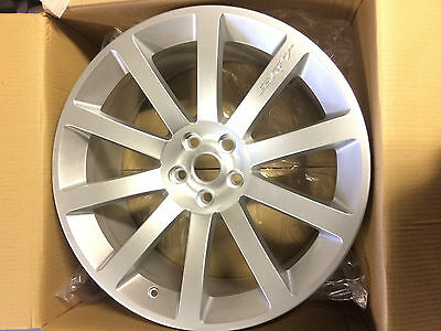 "20"" Silver Style Alloy Wheels Fits Chrysler 300C, Dodge Charger ,others"