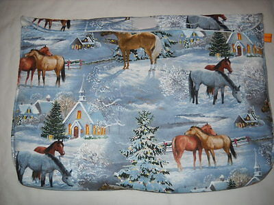 Breyer extended traditional classic custom model horse fabric pouch pocket