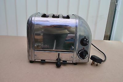 Dualit 31213 Combi 3 Slice Toaster Classic Stainless Steel USED Needs 1 Element