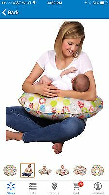New Boppy Pillow From Cuddle U