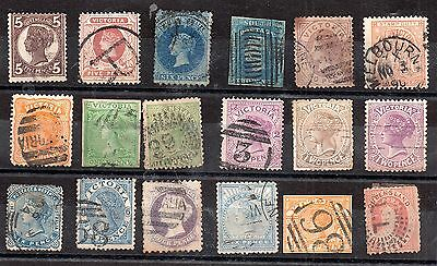 Australian States Collection unchecked WS3862