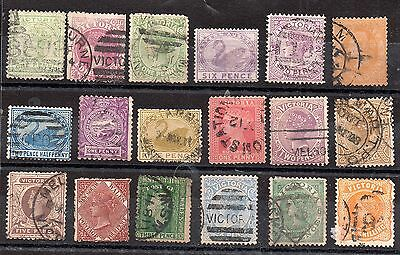 Australian States Collection unchecked WS3870