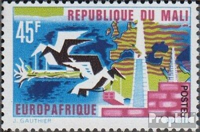 Mali 155 (complete.issue.) unmounted mint / never hinged 1967 Europafrique