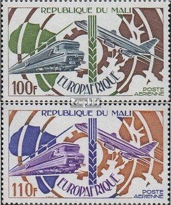 Mali 468-469 (complete.issue.) unmounted mint / never hinged 1974 EUROPAFRIQUE