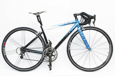 Bicicleta Giant TCR Once Compact road road bicycle Campagnolo record titanium