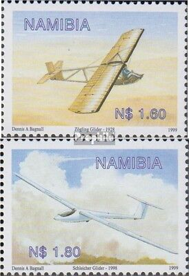 Namibia - Southwest 983-984 (complete.issue.) unmounted mint / never hinged 1999