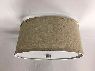 2 arm oval 12 volt rv brush nickel tiered glass ceiling dinette nickel rv 12 volt 13 12 oval dinette ceiling light texture burlap drum aloadofball Gallery
