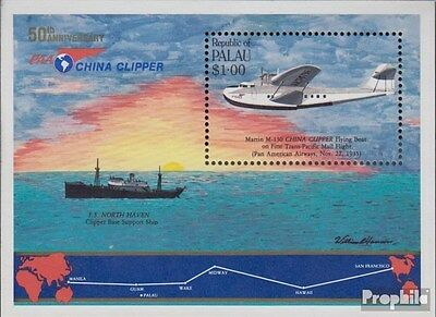 Palau-Islands block1 (complete.issue.) unmounted mint / never hinged 1985 Airmai