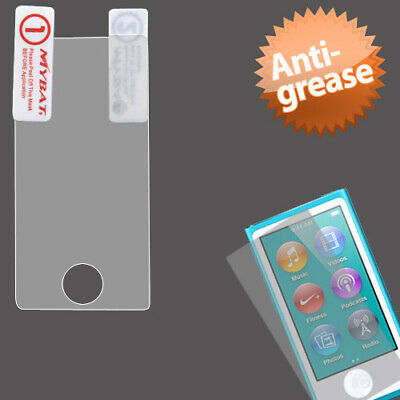 For Apple iPod nano (7th generation) Anti-grease LCD Screen Protector Clear