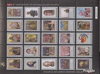 Albania 3003-3027 ZD-archery (complete.issue.) unmounted mint / never hinged 200
