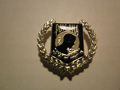 *POW-MIA Logo / Wreath Bars Lapel pin,Tie Tack,Hat pin