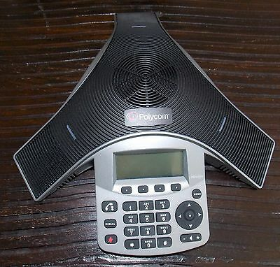 Polycom SoundStation IP 5000 VoIP Conference Phone 2201-30900-001