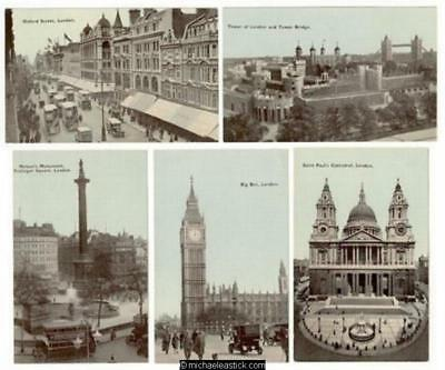London: Buildings, Streets and Views (12)