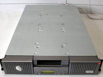 05-81-03894 DELL PowerVault 124T Tape Library LTO-3  LTO3-60