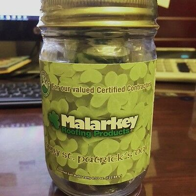 Malarkey Roofing Promotional Candy