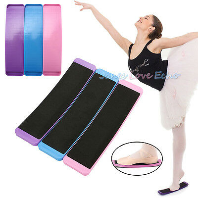 Ballet Dance Turning Spin Board Pirouettes Exercise Foot Accessory Tools 3 Color