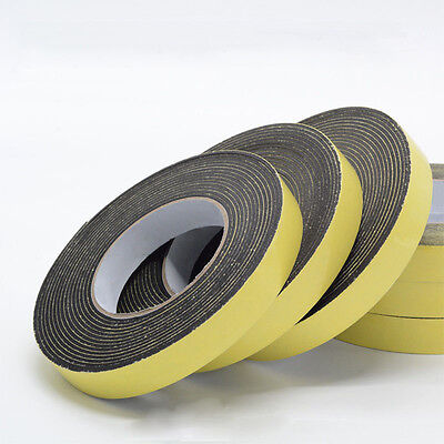 5~40mm Width Speaker Foam Seal Gasket Tape Strip Speaker EVA Sealing Strip 1~3mm