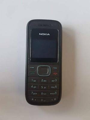 Genuine Nokia 1208 Rh-105 Phone With Charger - No Battery