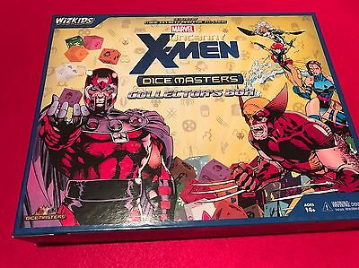 Dice Masters Marvel Uncanny X-Men Near Complete, Box, Dice, Spares, OP Promo