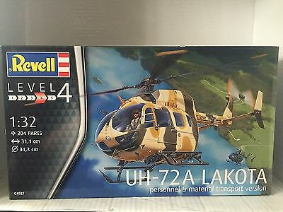 +++ Revel UH-72A LAKOTA (personnel and material transport) 1:32 04927