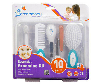 Dreambaby 10-Piece Grooming Kit