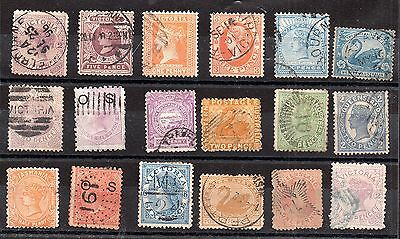 Australian States Collection unchecked WS3873