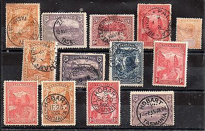 Australian States Collection unchecked WS3876