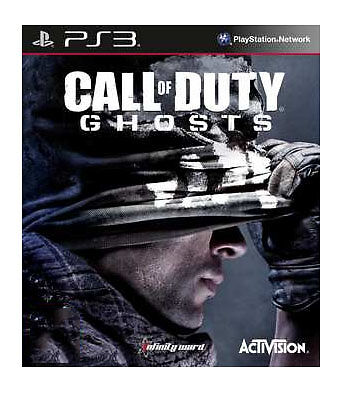 Call of Duty: Ghosts (Sony PS3 Brand New! Sealed!)