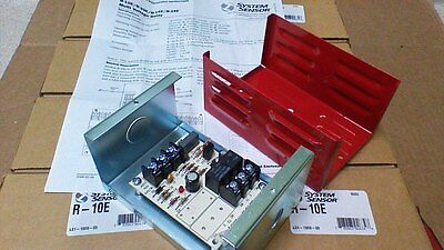 Eight (8) System Sensor R-10E Multi Voltage Relay Assemblies