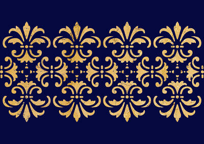 Moroccan Pattern Stencil Template Card making Paint Furniture Wall Crafts BO19