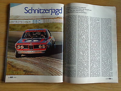 bmw 2800 cs schnitzer salzburg 1971 furtmayr decal 1 43. Black Bedroom Furniture Sets. Home Design Ideas