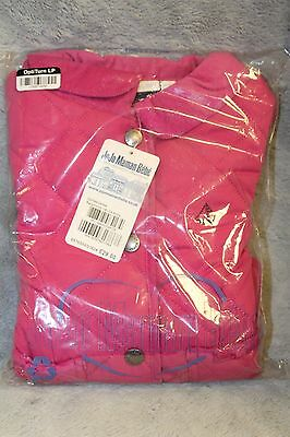 JoJo Maman Bebe Baby Girls' Quilted Jacket - Raspberry - Size:18-24 Months