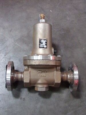 "Fisher Control 1 1/2"" Stainless Steel Valve Type 95 H"
