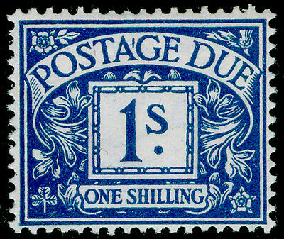 SgD17, 1s deep blue, UNMOUNTED MINT. Cat £60.