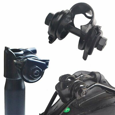 Bike Seat Posts Seatpost Connector Bracket Holder for Bicycle Saddle Seat